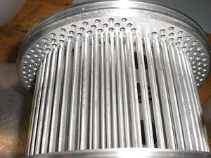 Cooler Heat Exchanger