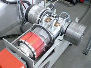 Stirling engine frauscher thermal motors
