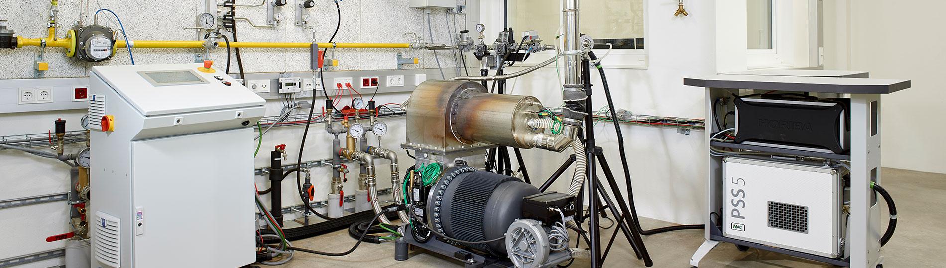 Frauscher alphagamma® Stirlingmotor