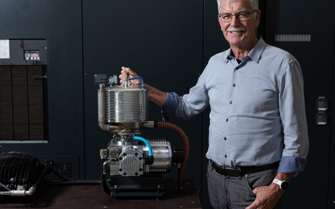 Auxiliary power unit tops 40 Ampere