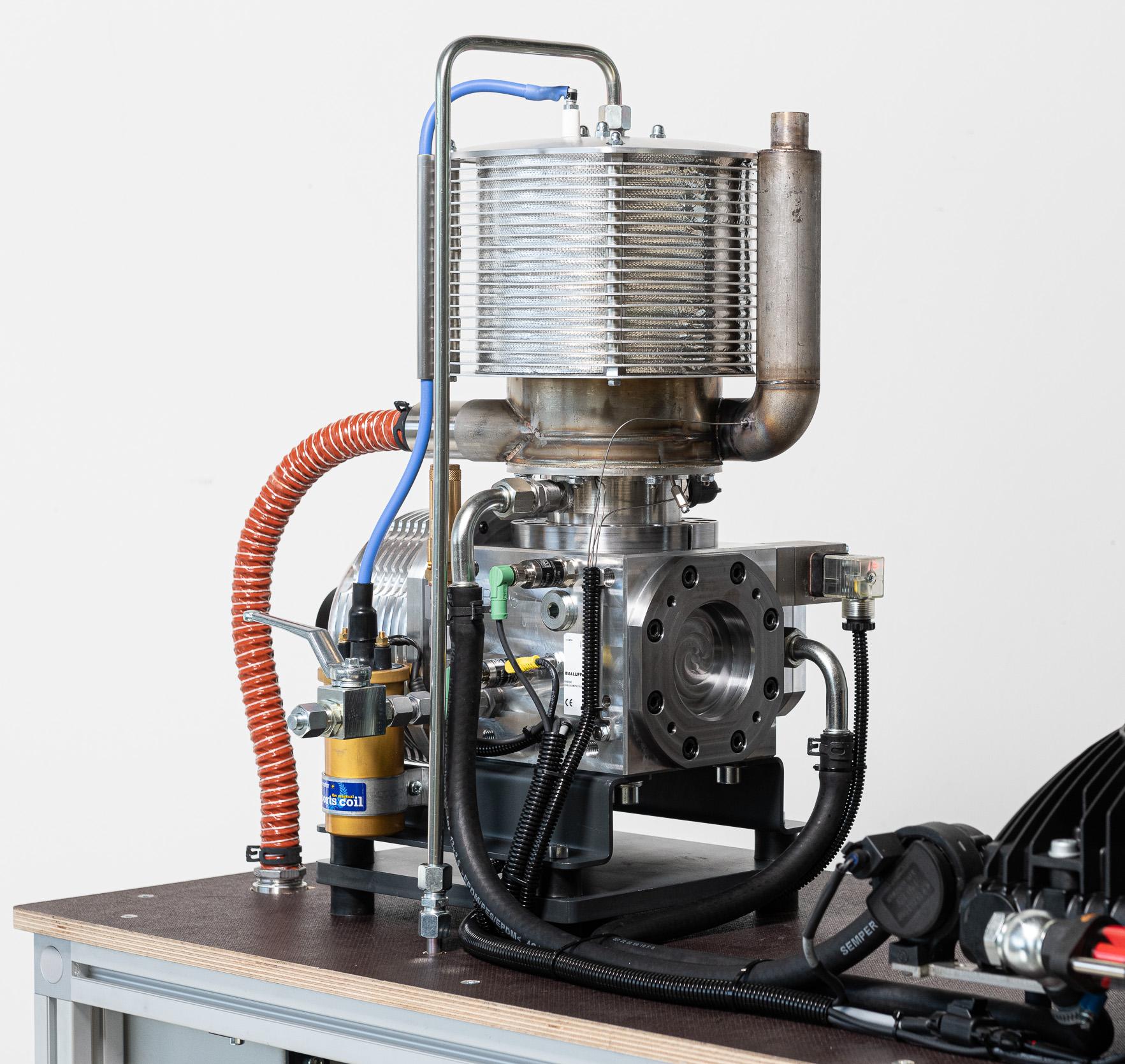 Stirlingmotor MobilGen®70 by frauscher thermal motors