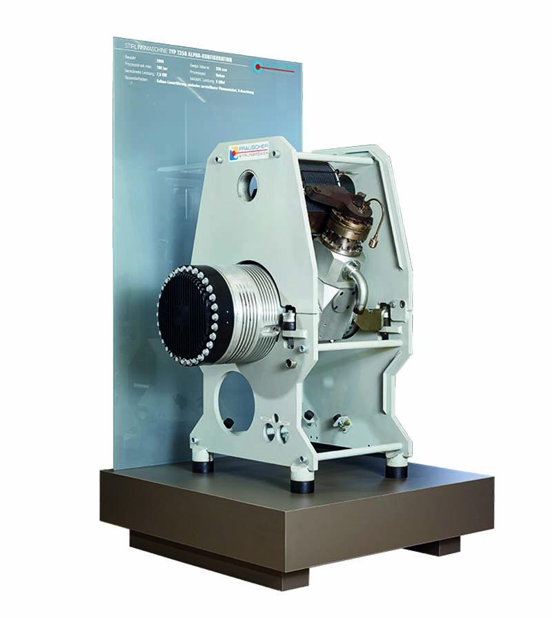 Alpha Stirlingmotor T350 von frauscher thermal motors 2006
