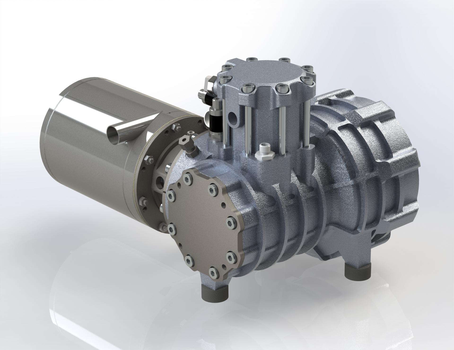 MobilGen G70 Stirlingmotor Stirlingengine by frauscher thermal motors